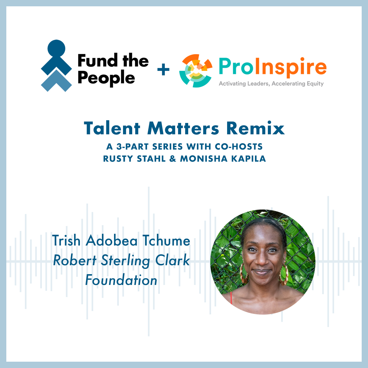 TMR Part I Trish Tchume